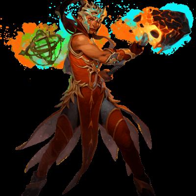 Char elementalist