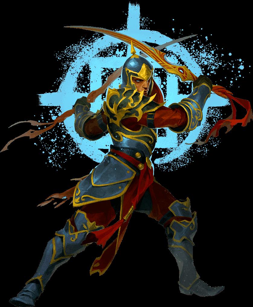 Char guardian