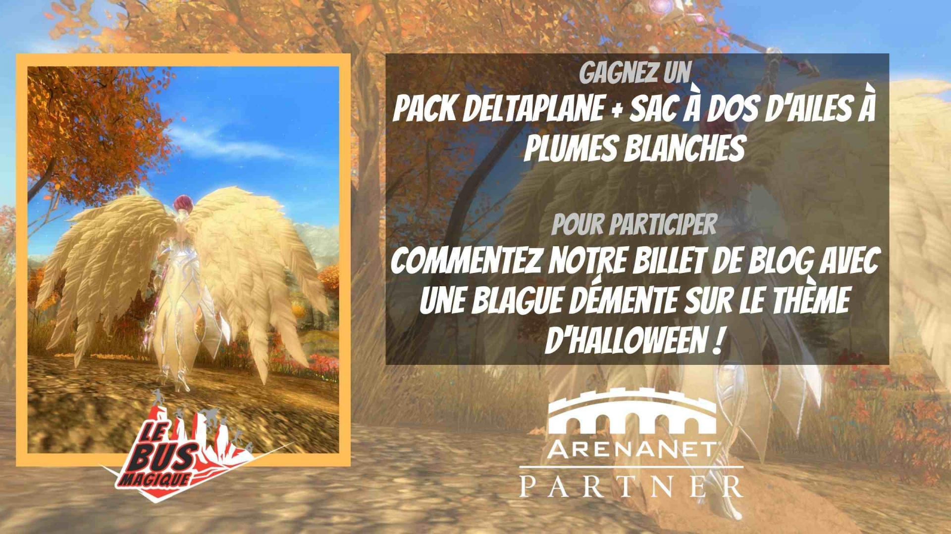 Concours ailes blanches