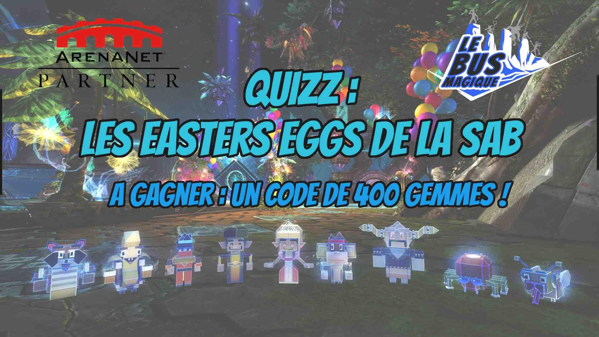Concours easter egg sab