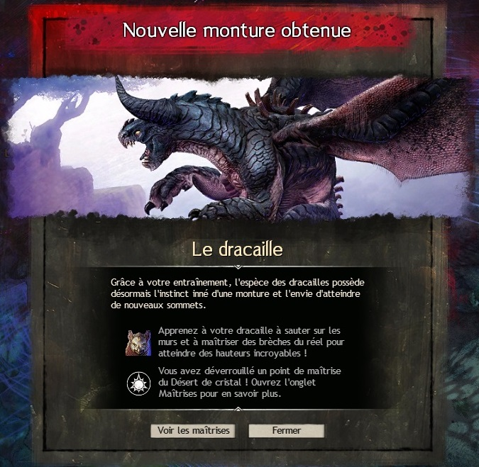 Dracaillemaitrise