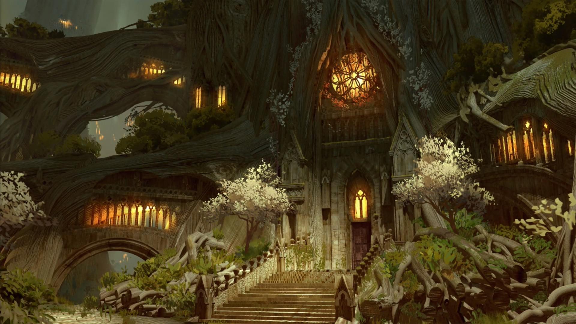 End of Dragons - Forêt