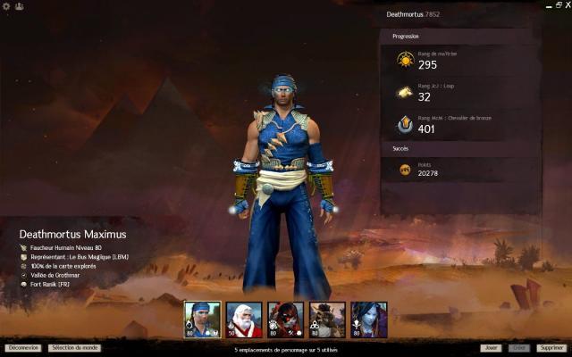 Exemple capture d ecran personnage concours