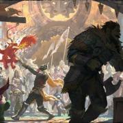 Foire du dragon chargement