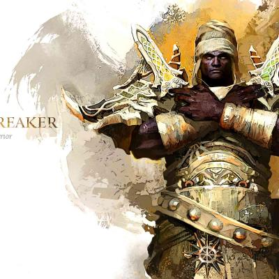 Guerrier spellbreaker