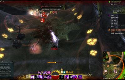 Gw2 cant knock me down dragons reach part 2 achievements guide