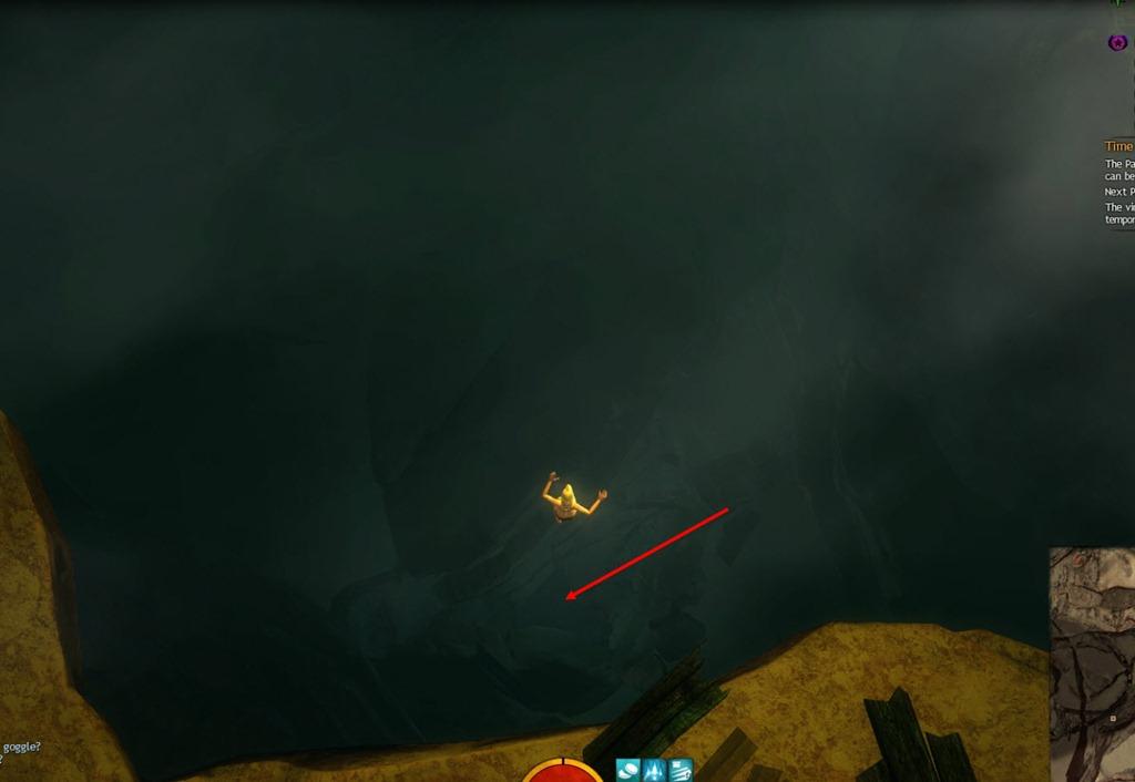 Gw2 dive master drydock scratch achievement guide 4