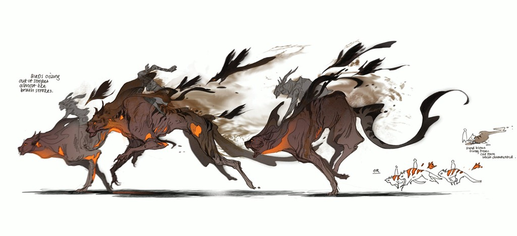 Gw2 early mount concepts 6