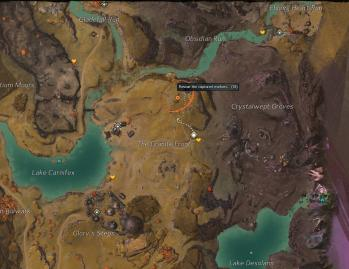 Gw2 mordrem problems dragons reach part 1 explorer achievements guide 2