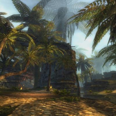 Gw2 new desert borderlands wvw map 2