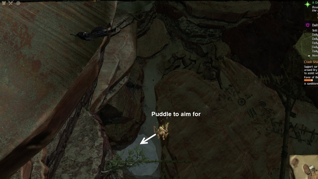 Gw2 prospect valley jumping puzzle and diving goggle guide 6 convertimage