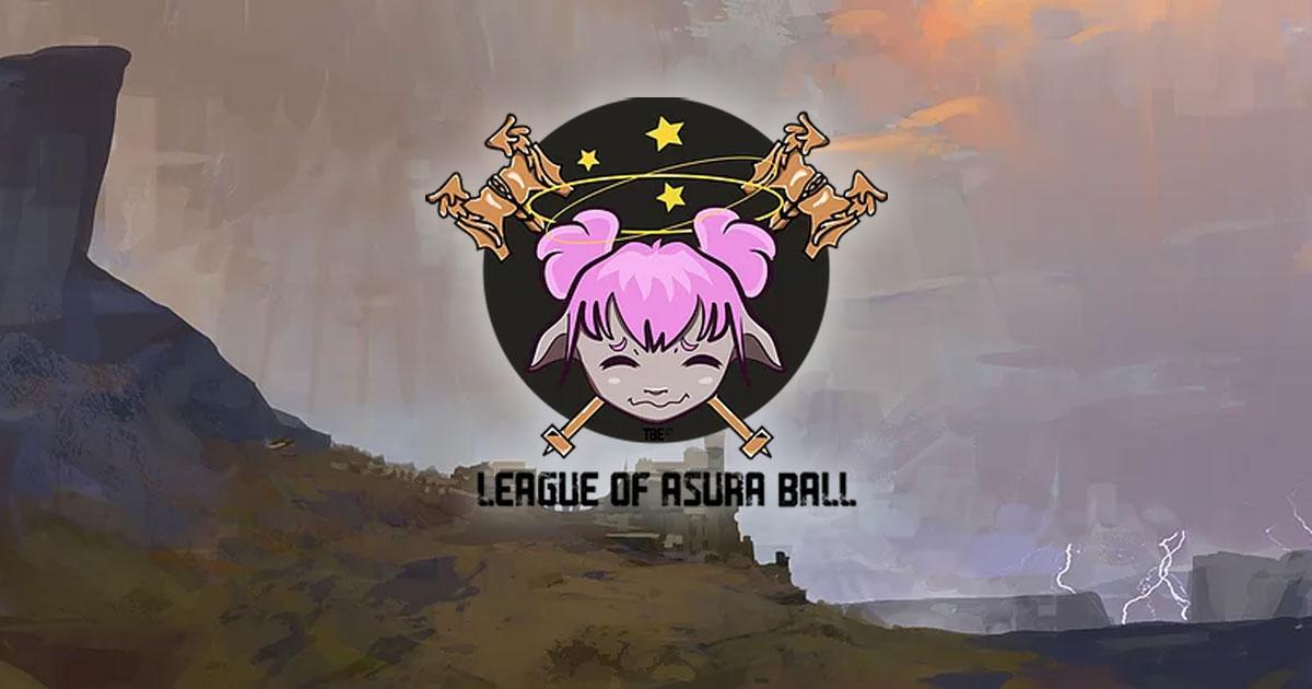 League of asura ball