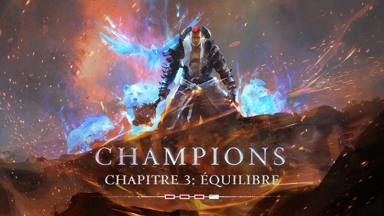 Presentation champions chapitre 3