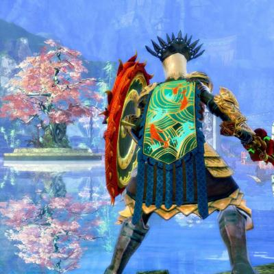 Shing jea cape and flame serpent chest items compressed