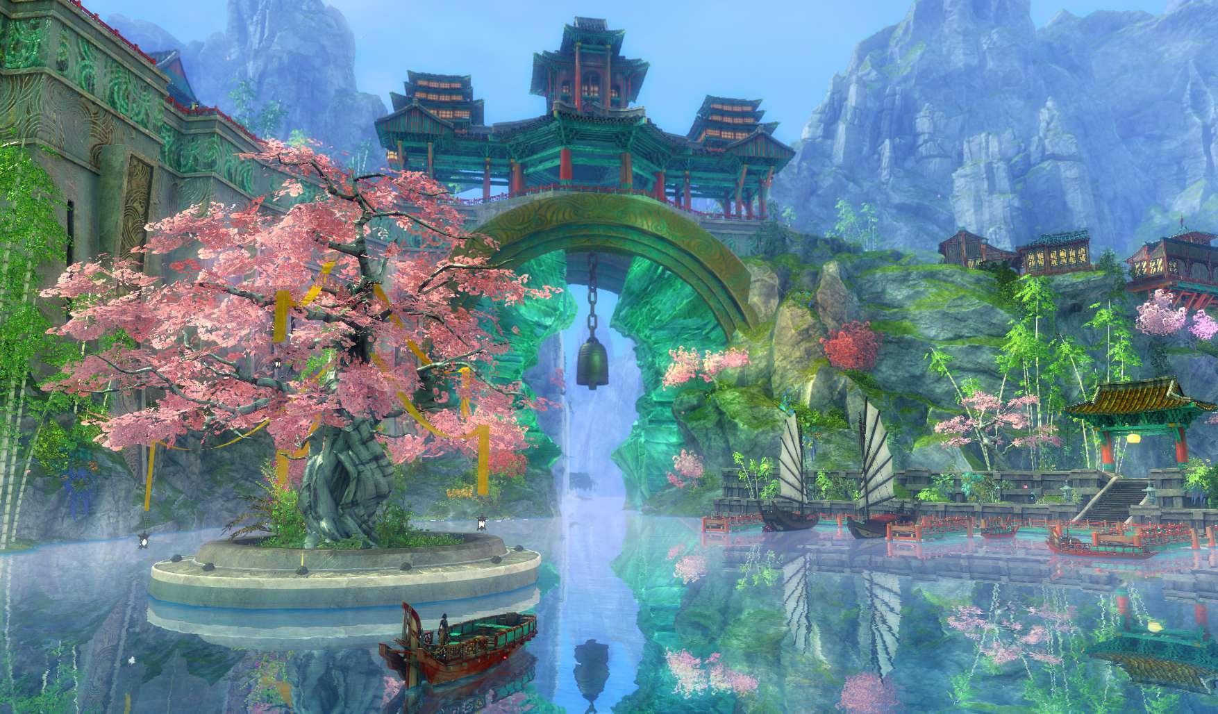 Panorama de Shing Jea